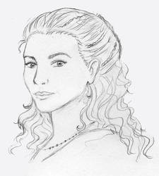 RPG Character - Per'ea the Priestress
