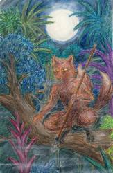 Full Moon hunt - Kizne Hunter