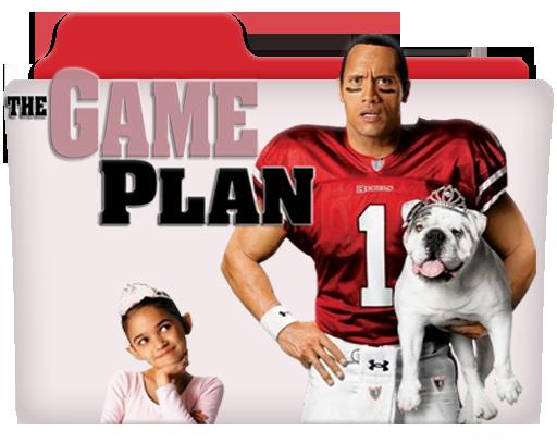 The Game Plan Movie Folder Icon by prast23 on DeviantArt