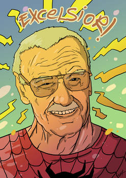 RIP Stan Lee - Dreamer who made dreamers