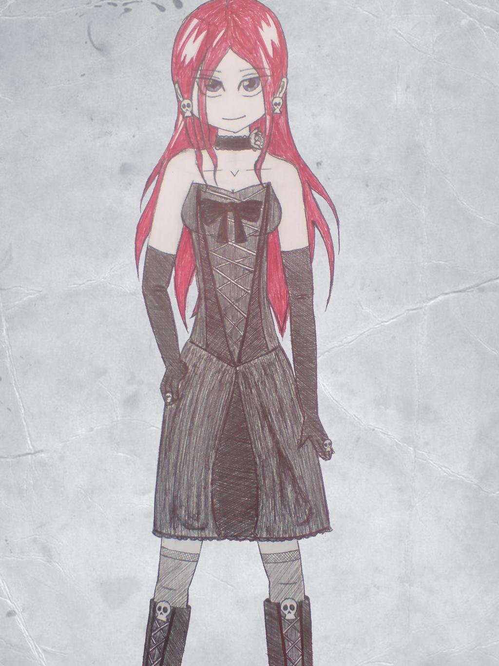 W sukience by ShauniToJa