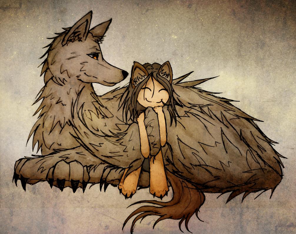 Wolf by ShauniToJa