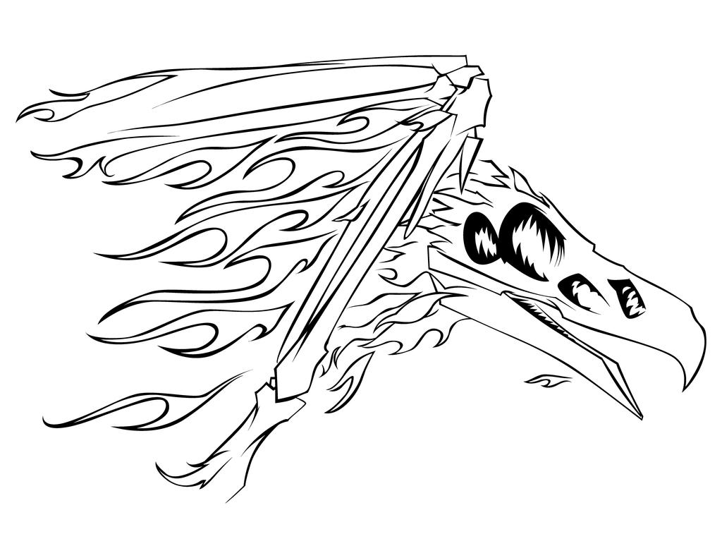 Eagle Skeleton Drawing Baldeaglediagram Anatomy Vintage Pigeon Wings