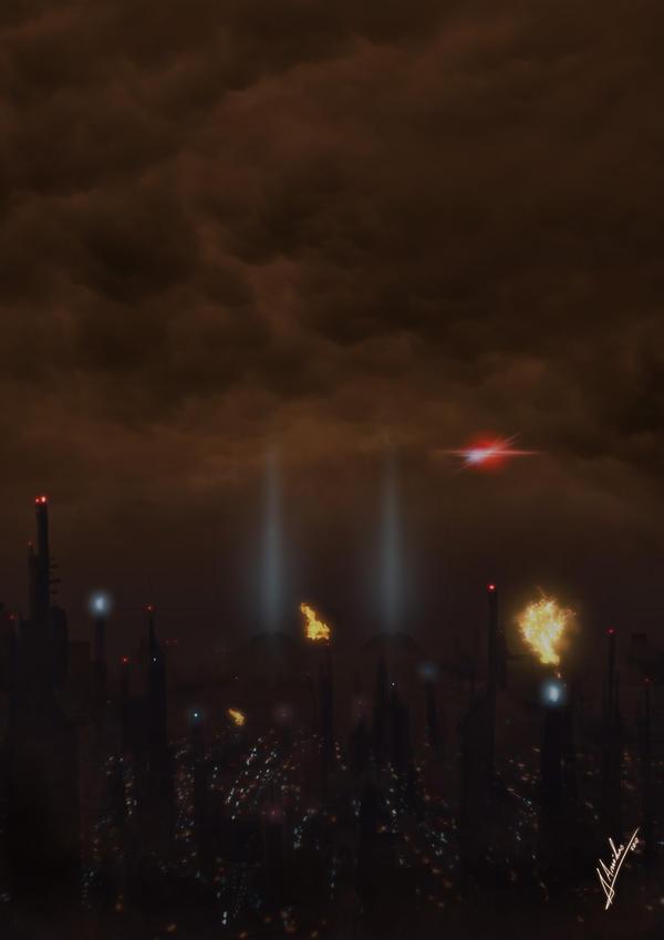 Blade Runner by AlbertoArribas