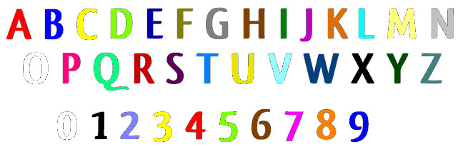 Alphabet by TFothers