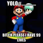 Mario YOLO