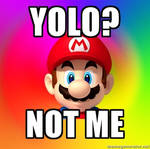 YOLO not for Mario