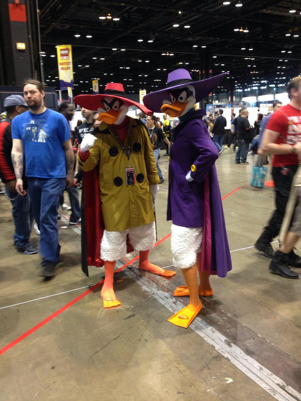 C2E2 2016.11 by MagicalCrystalWings