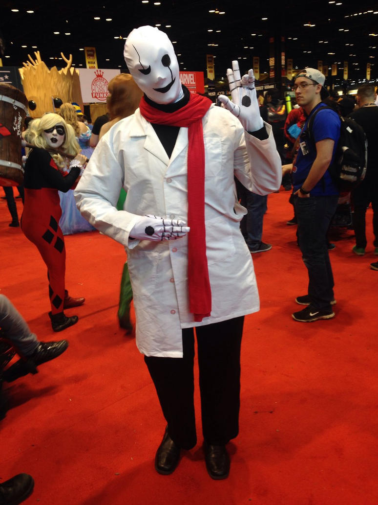 C2E2 2016.14 by MagicalCrystalWings