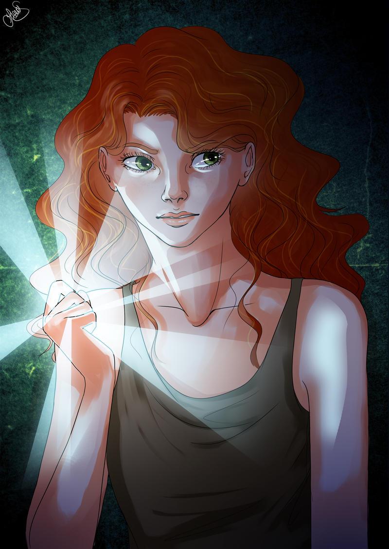 Witchlight by BlackNina