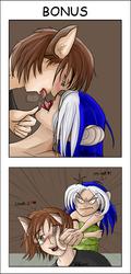 Toshi X Dr. Lara - Kiss BONUS by XMLara