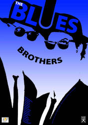 The Blues Brothers by JAPONfan