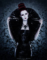 empress Of Shadows by NightmareQUEEN1998