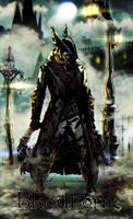 Bloodborne by EricMartinDOOD