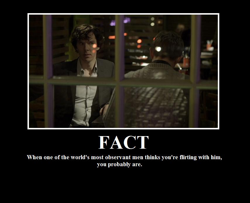 BBC Sherlock - Fact by FultNamn