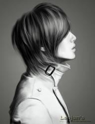 ---Hair painting