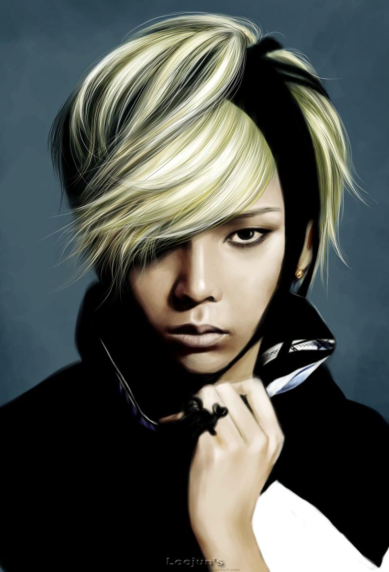 G Dragon Bigbang Fashion Nail Art Sticker Kpop Star Gift: G-dragon By Leejun35 On DeviantArt