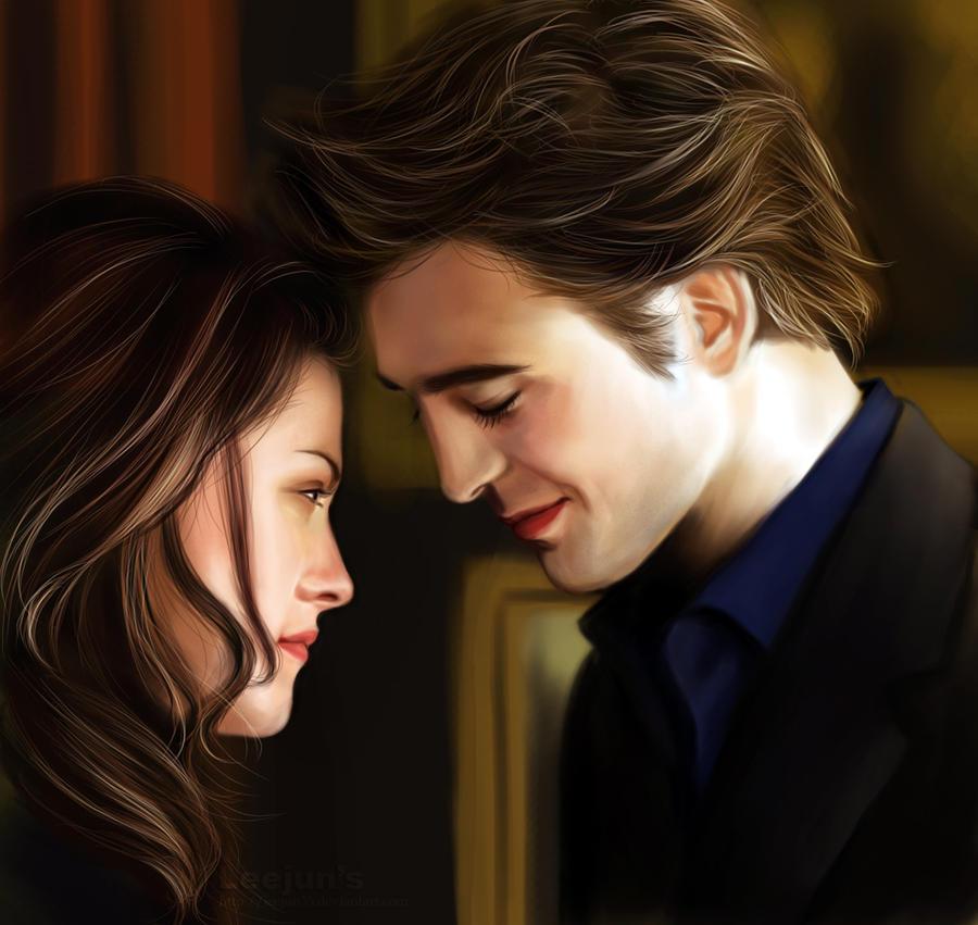 Twilight couple by leejun35