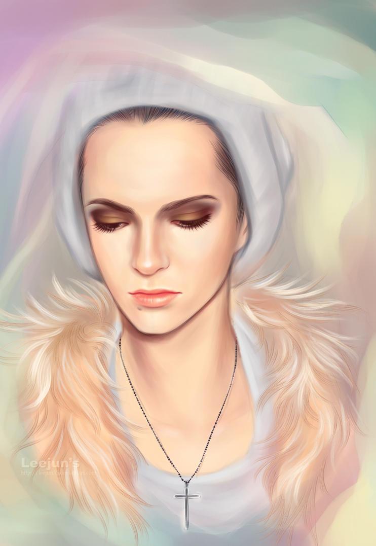 Sad eyes by leejun35