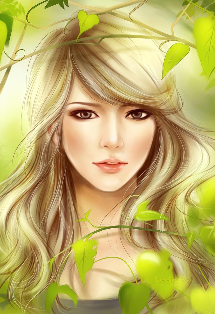 Green by leejun35