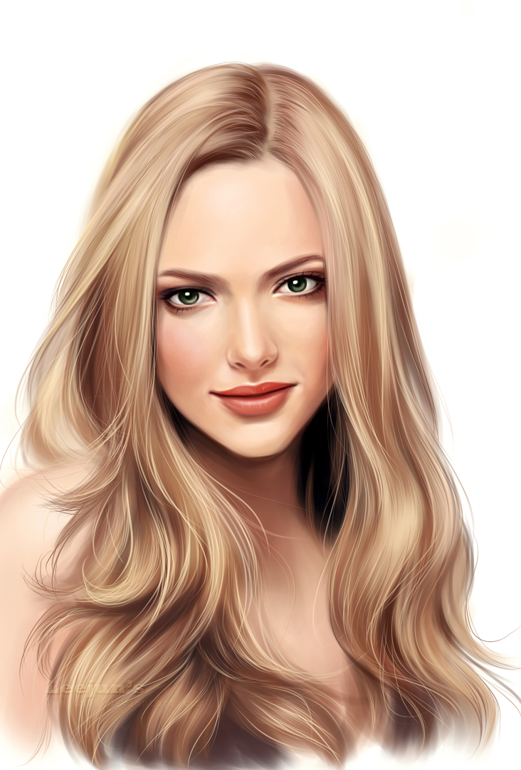 blonde by *leejun35