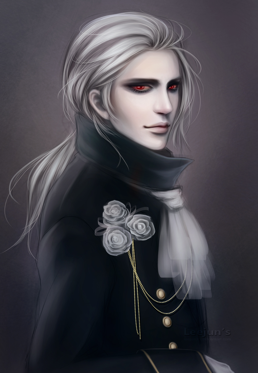 Vampire by leejun35 on DeviantArt