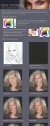 skin tutorial by leejun35