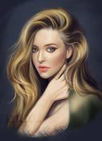 Amanda Seyfried by leejun35
