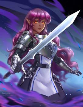 Commission:: Neriah
