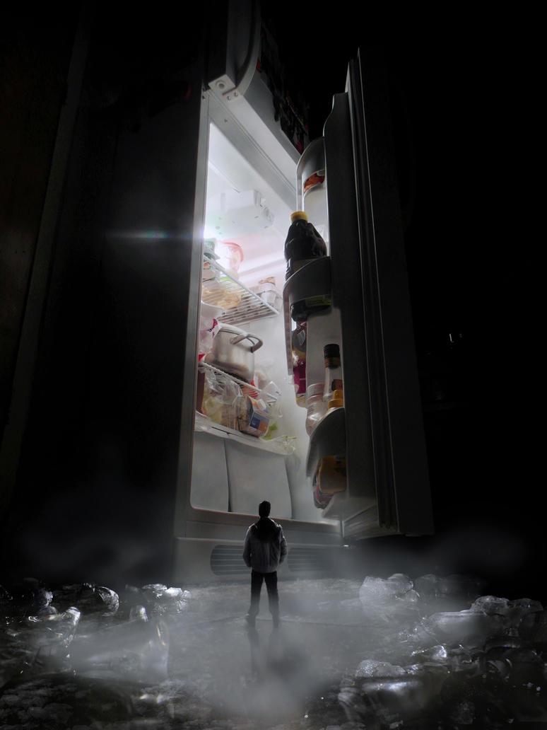 Mount fridgerest by DenisMocanu