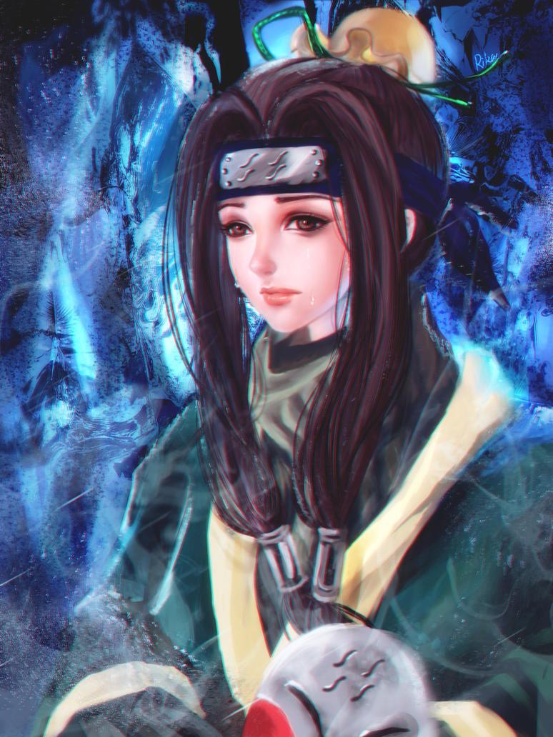 Image result for haku naruto art