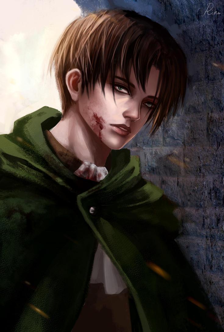Levi by RikaMello