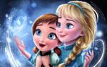 Frozen:Elsa and Anna