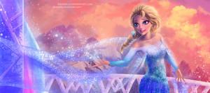 Elsa:Let it go