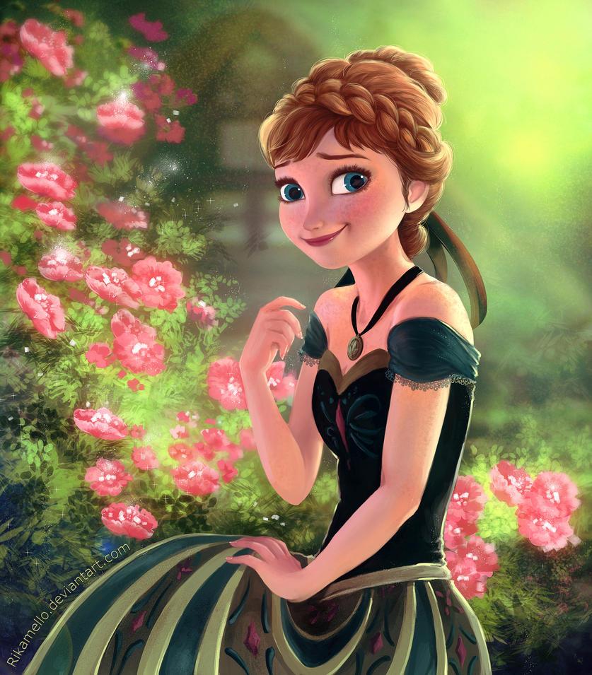 Anna by RikaMello