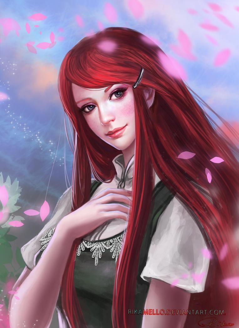 【ロング】長い髪の毛の女の子 8人目【ヘア】->画像>1796枚
