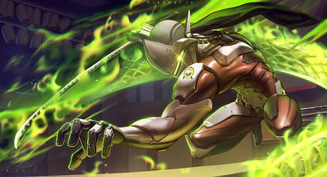 Genji by RikaMello