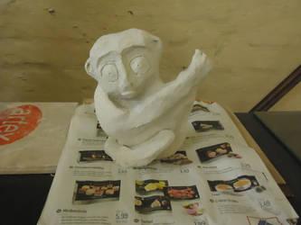 Monkey by LupusFerox6