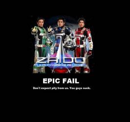 Epic FAIL by SaburoTenma