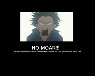 NO MOAR by SaburoTenma