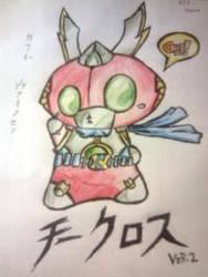 Kamen Rider... Chee-X by SaburoTenma