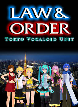 MMD Law and Order Tokyo