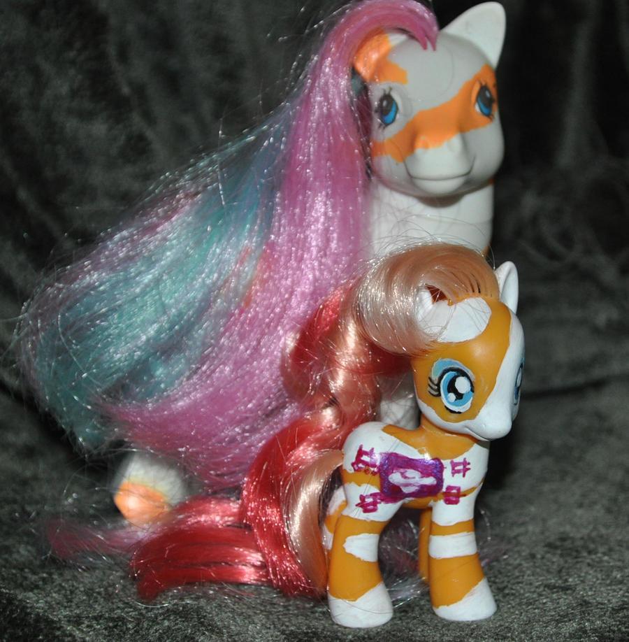 Sunbeam My little pony by QueenAnneka