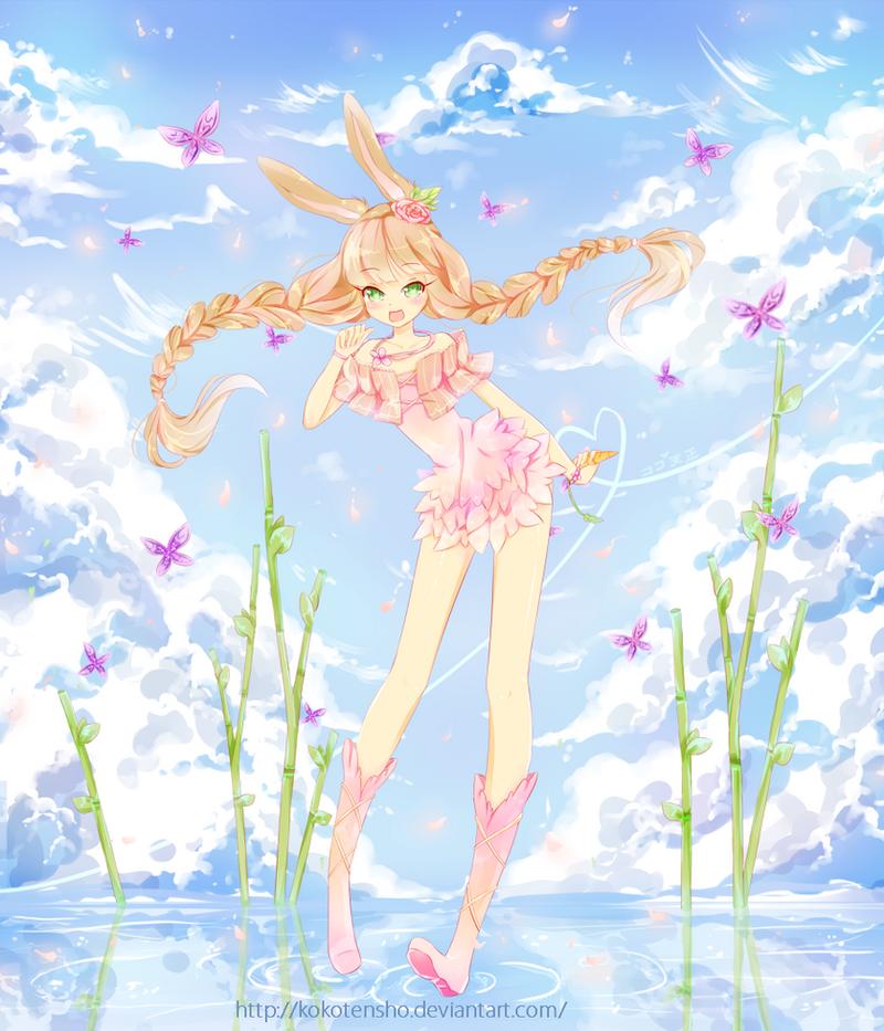 First spring by KokoTensho