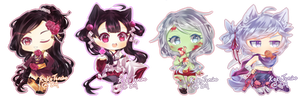 Chibi Commissions and AT