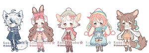 Winter Adopts [closed]