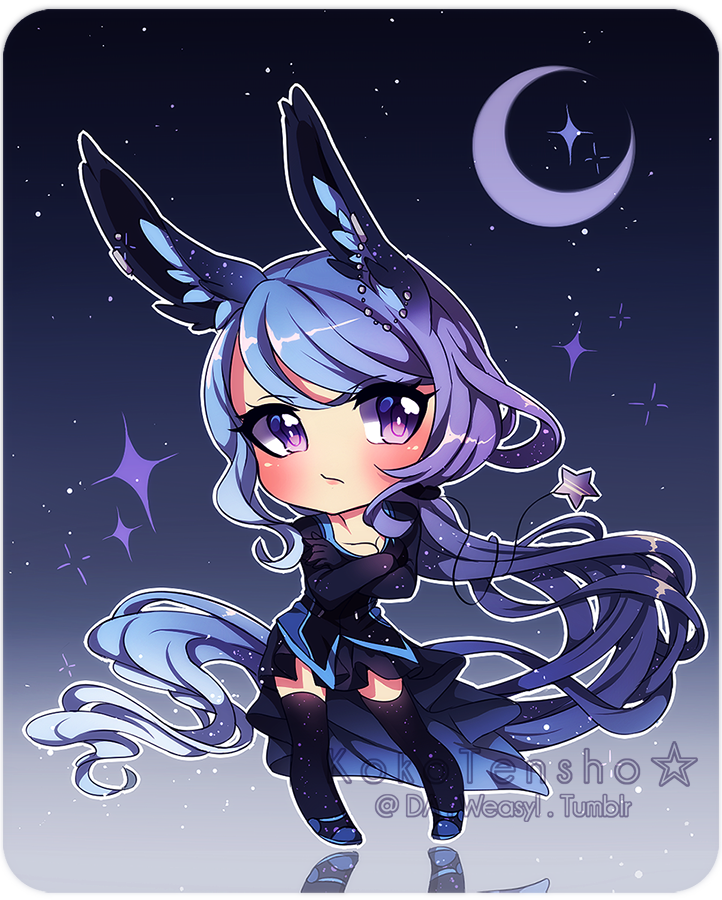 Com: Luna by KokoTensho