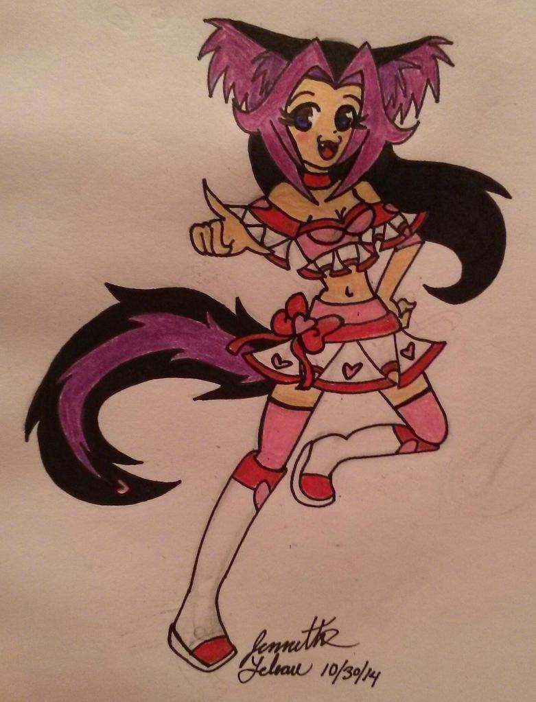 yuiko wishes you a happy halloween by xxyuikoxxyamazakixx