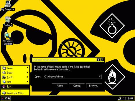 Hackers Desktop