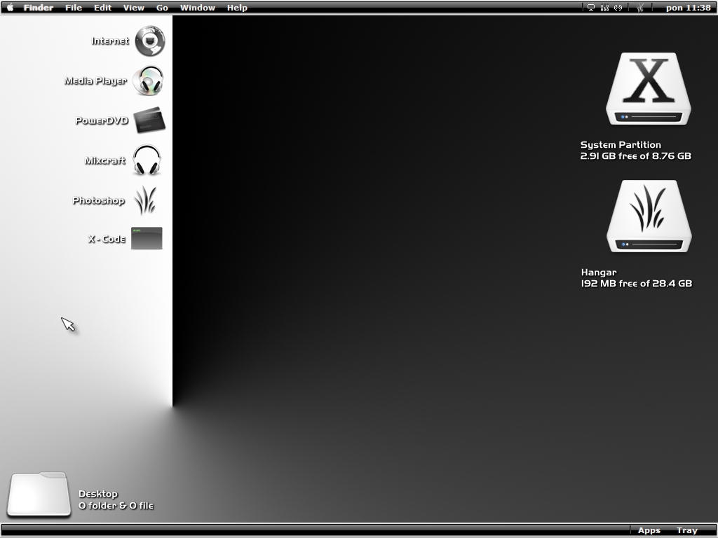 Glitch Desktop